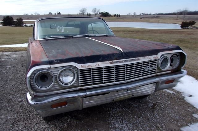 1964 Chevrolet Impala SS 2DR HT For Sale (picture 3 of 6)