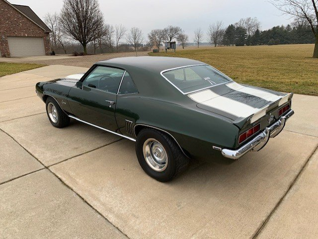 1969 Chevrolet Camaro Z/28 (Hannibal, MO) $74,900 obo For Sale (picture 2 of 6)