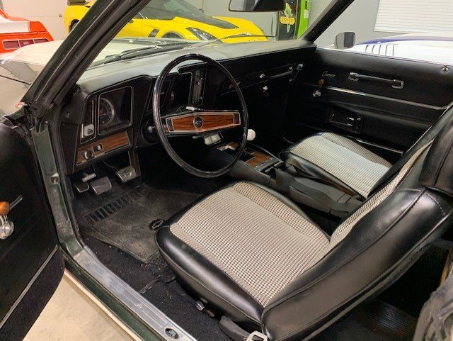 1969 Chevrolet Camaro Z/28 (Hannibal, MO) $74,900 obo For Sale (picture 4 of 6)
