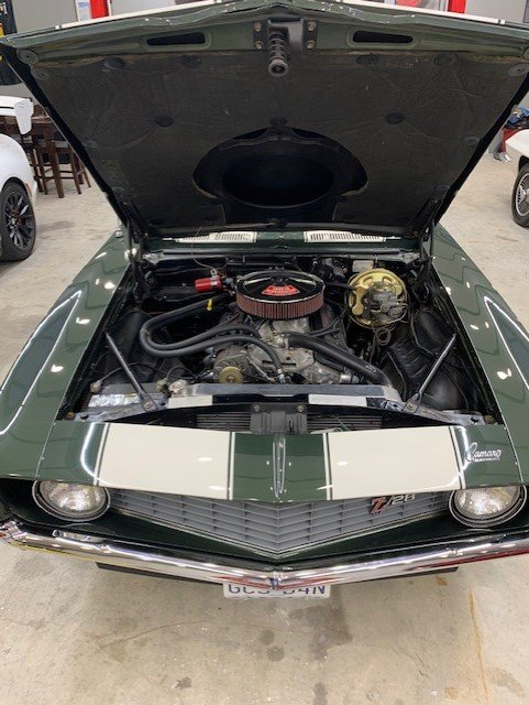 1969 Chevrolet Camaro Z/28 (Hannibal, MO) $74,900 obo For Sale (picture 6 of 6)