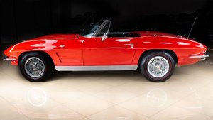 1963 Corvette Stingray Convertible 327 4 Speed Manual $54.9k For Sale
