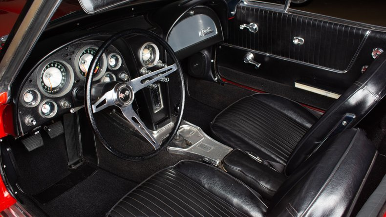 1963 Corvette Stingray Convertible 327 4 Speed Manual $54.9k For Sale (picture 5 of 6)