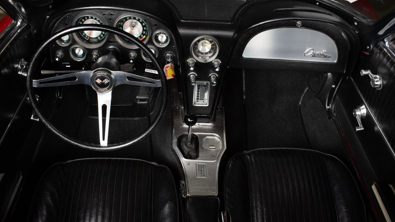 1963 Corvette Stingray Convertible 327 4 Speed Manual $54.9k For Sale (picture 6 of 6)