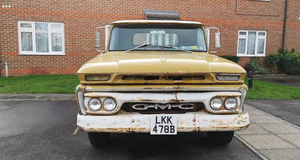 1964 Chevrolet chevy GMC truck yellow 5.0 Litre Manual For Sale