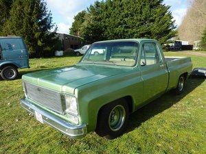 Chevy/GMC C10 Pick Up