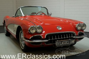 Chevrolet Corvette C1 1958 In very good condition For Sale
