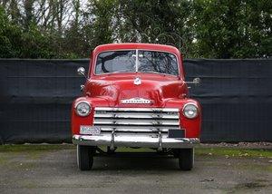 1950 Chevrolet 3100 Pick-up