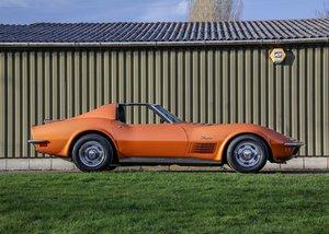 1972 Chevrolet Corvette Stingray C3 For Sale by Auction