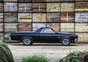 1970 Chevrolet El Camino SS 454, LS6. For Sale by Auction