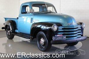 1953 Chevrolet 3100 Pick-up Split Window For Sale