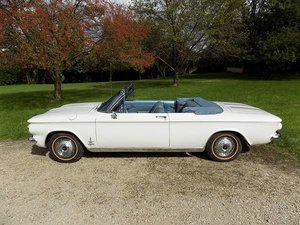 1964 Chevy Corvair Spyder Monza Turbo Rare 4 spd $11.9k For Sale