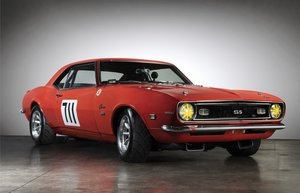 1968 CHEVROLET CAMARO SS 350 For Sale