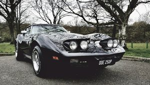 1975 Chevrolet corvette stingray. 12 month mot. For Sale