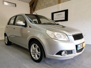 2008 Chevrolet Aveo 1.4 16v LT + Only 64K