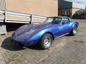 Chevrolet Corvette 1979 V8, 5.7ltr For Sale