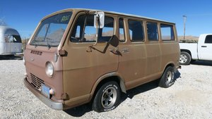 1966 Chevrolet SPORTVAN CUSTOM CALIFORNIA Project $3. For Sale
