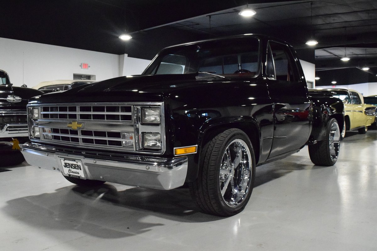 1985 Chevy C10 For Sale (picture 1 of 6)