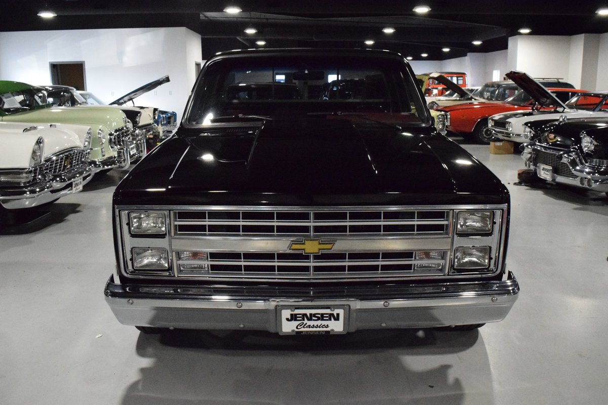 1985 Chevy C10 For Sale (picture 5 of 6)