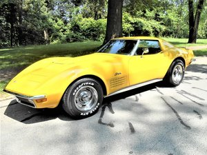 1971 Chevrolet Corvette Stingray Coupe