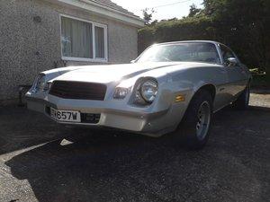 1978 Chevrelot Camaro 2nd Gen 5L