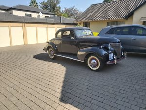 Picture of 1939 Chevy Master 85 Coupe