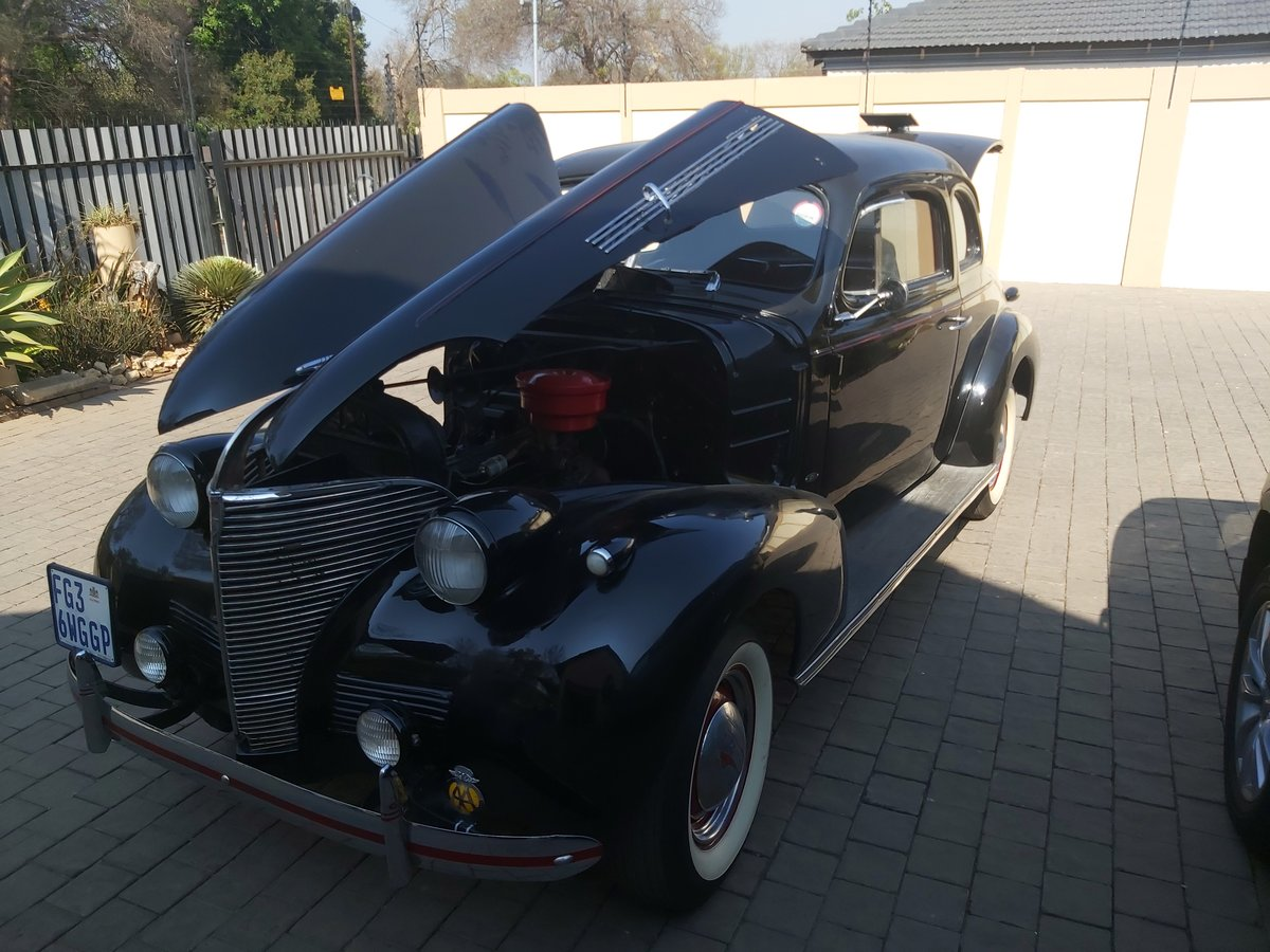 1939 Chevy Master 85 Coupe For Sale Car And Classic
