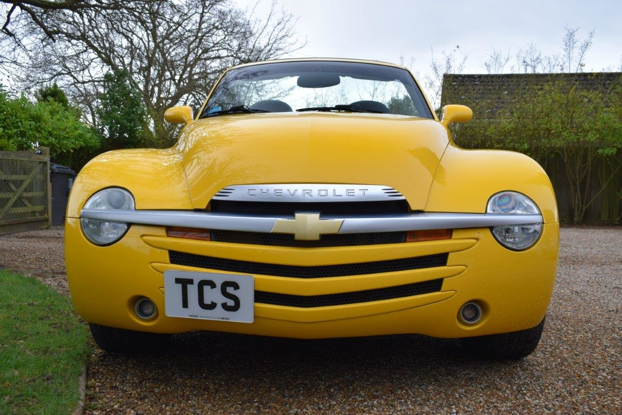 2003 Chevrolet SSR Convertible Pick Up 5.3i V8 Supercharger 400hp For Sale (picture 4 of 6)
