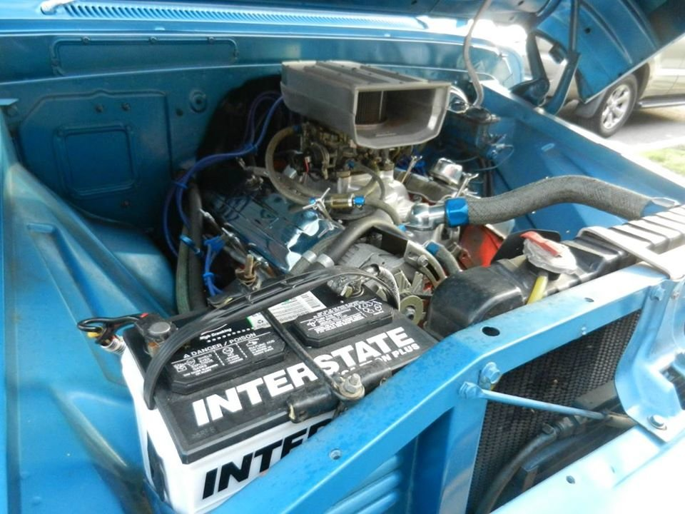 1960 Chevrolet C-10 (Staten Island, NY) $27,500 obo For Sale (picture 3 of 6)