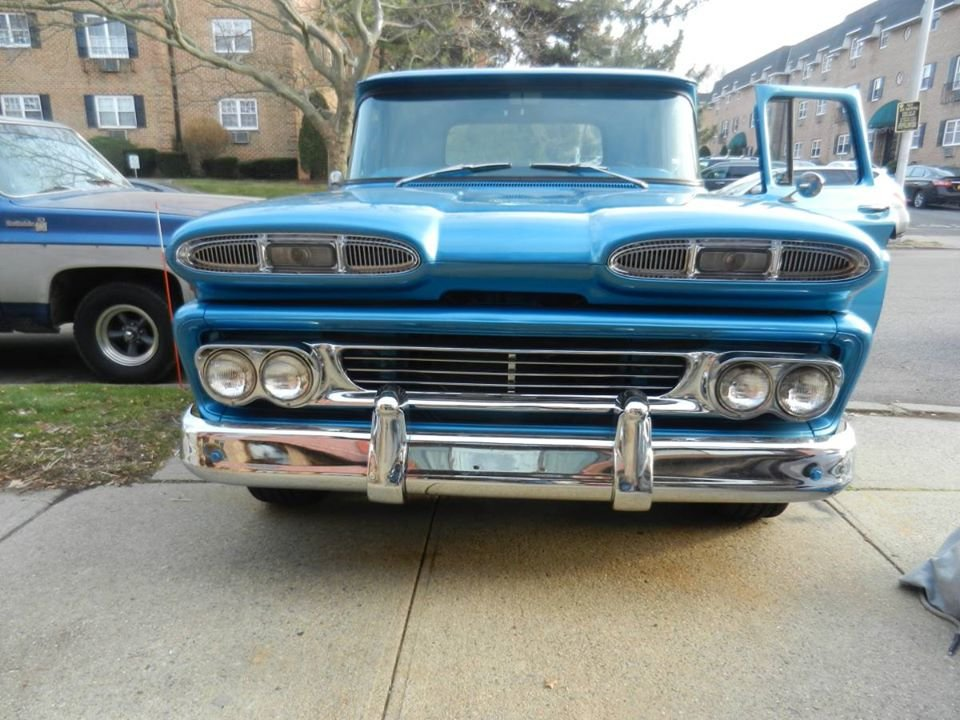 1960 Chevrolet C-10 (Staten Island, NY) $27,500 obo For Sale (picture 4 of 6)