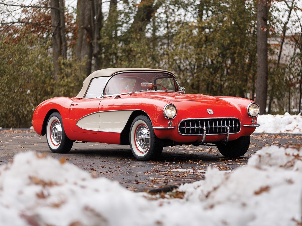 1956 Chevrolet Corvette  For Sale by Auction (picture 1 of 6)