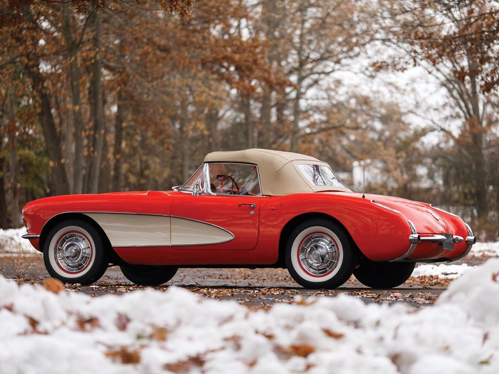 1956 Chevrolet Corvette  For Sale by Auction (picture 2 of 6)