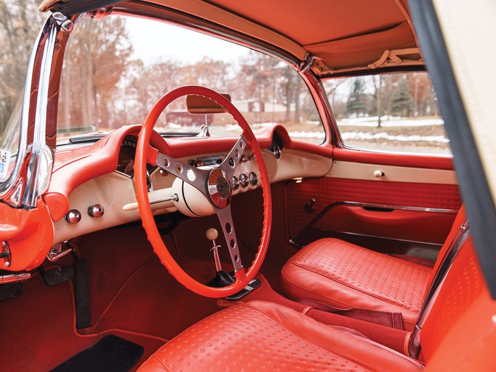 1956 Chevrolet Corvette  For Sale by Auction (picture 4 of 6)