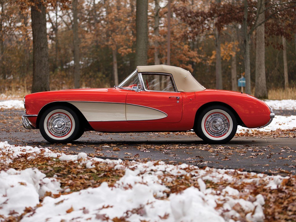 1956 Chevrolet Corvette  For Sale by Auction (picture 5 of 6)