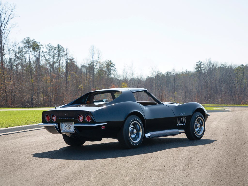 1969 Chevrolet Corvette Stingray L89 Coupe  For Sale by Auction (picture 2 of 6)
