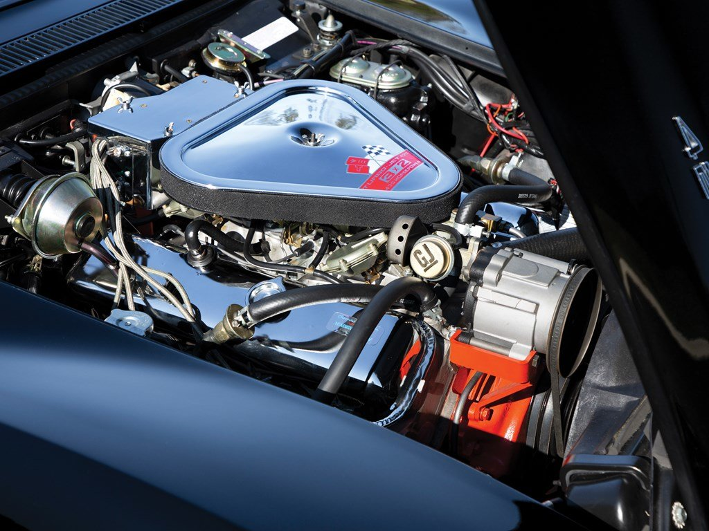1969 Chevrolet Corvette Stingray L89 Coupe  For Sale by Auction (picture 3 of 6)