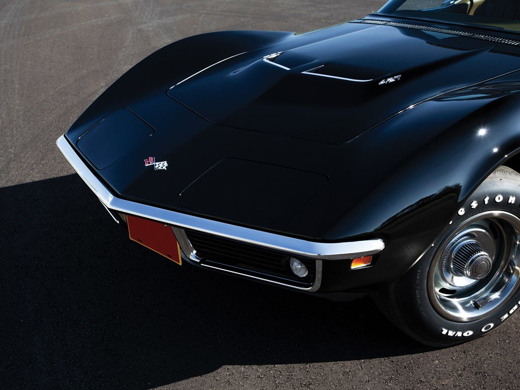 1969 Chevrolet Corvette Stingray L89 Coupe  For Sale by Auction (picture 6 of 6)