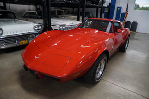 1979 Chevrolet Corvette with 25K original miles SOLD