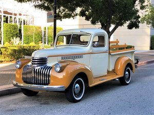 1946 CHEVROLET AK SERIES TRUCK