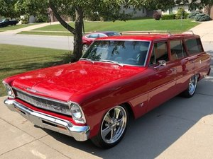 1966 Chevrolet Chevy II Wagon  For Sale by Auction