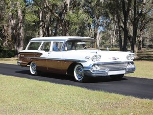 1958 Chevrolet Bel Air Nomad  For Sale by Auction