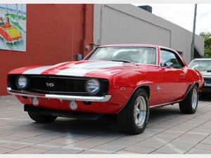 1969 Chevrolet Camaro SS  For Sale by Auction