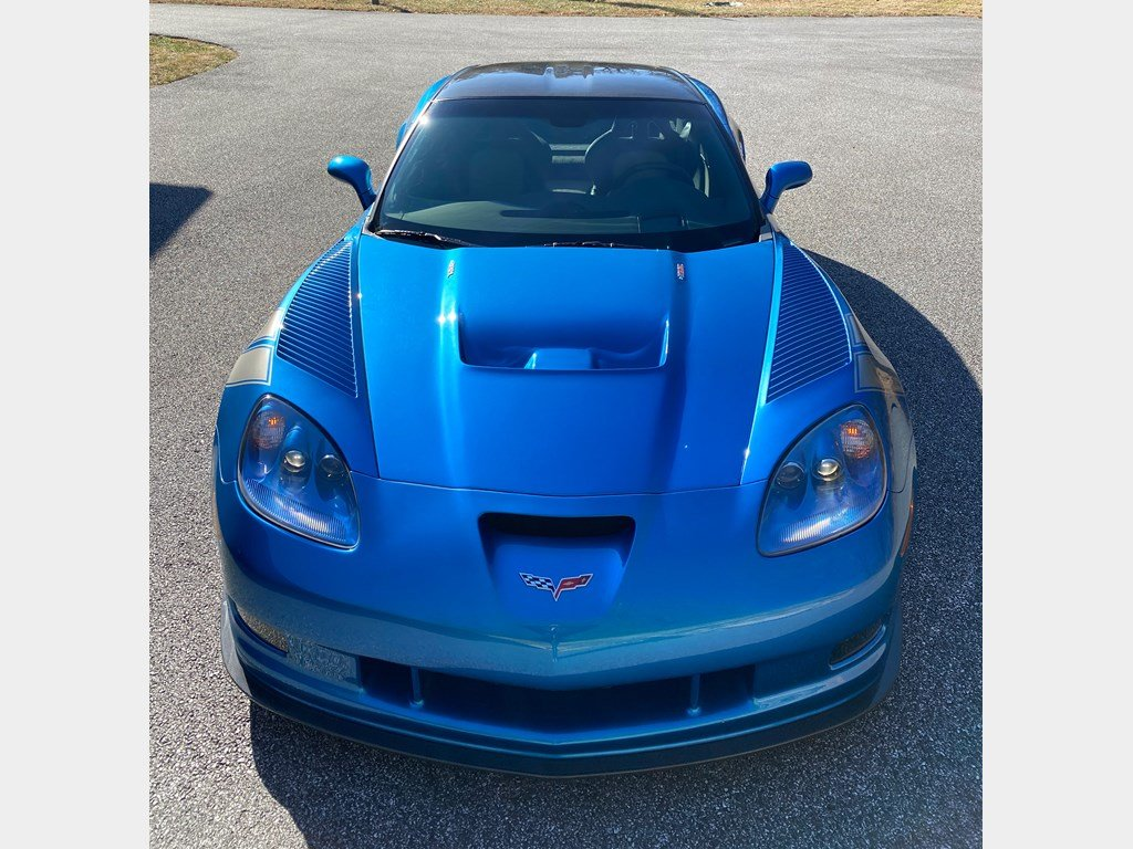 2009 Chevrolet Corvette C6RS by Pratt and Miller  For Sale by Auction (picture 2 of 6)