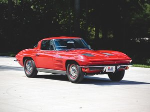 1963 Chevrolet Corvette Sting Ray Fuel-Injected Coupe  For Sale by Auction