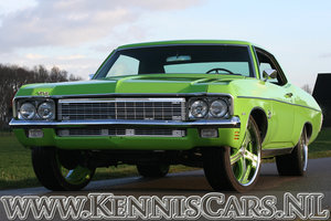 Chevrolet Impala Coupe 1969 Hot Rod Tuned  For Sale
