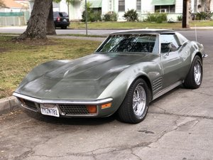 Picture of 1972 CHEVROLET CORVETTE COUPE SOLD