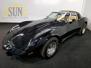 1979 Chevrolet Corvette C3 Targa, automatic For Sale
