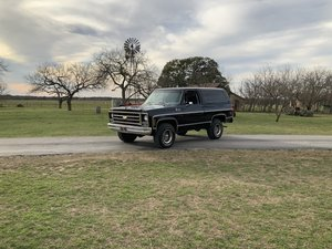 Picture of 1979 CHEVROLET BLAZER K5 4X4 CHEYENNE BLAZER REMOVABLE HARDT SOLD