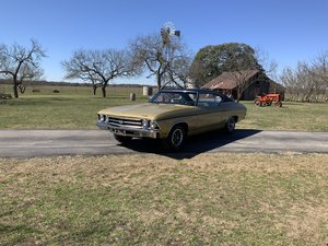 Picture of 1969 CHEVROLET CHEVELLE SS 396 #'S MATCHING 396 350 HP, 4 SP