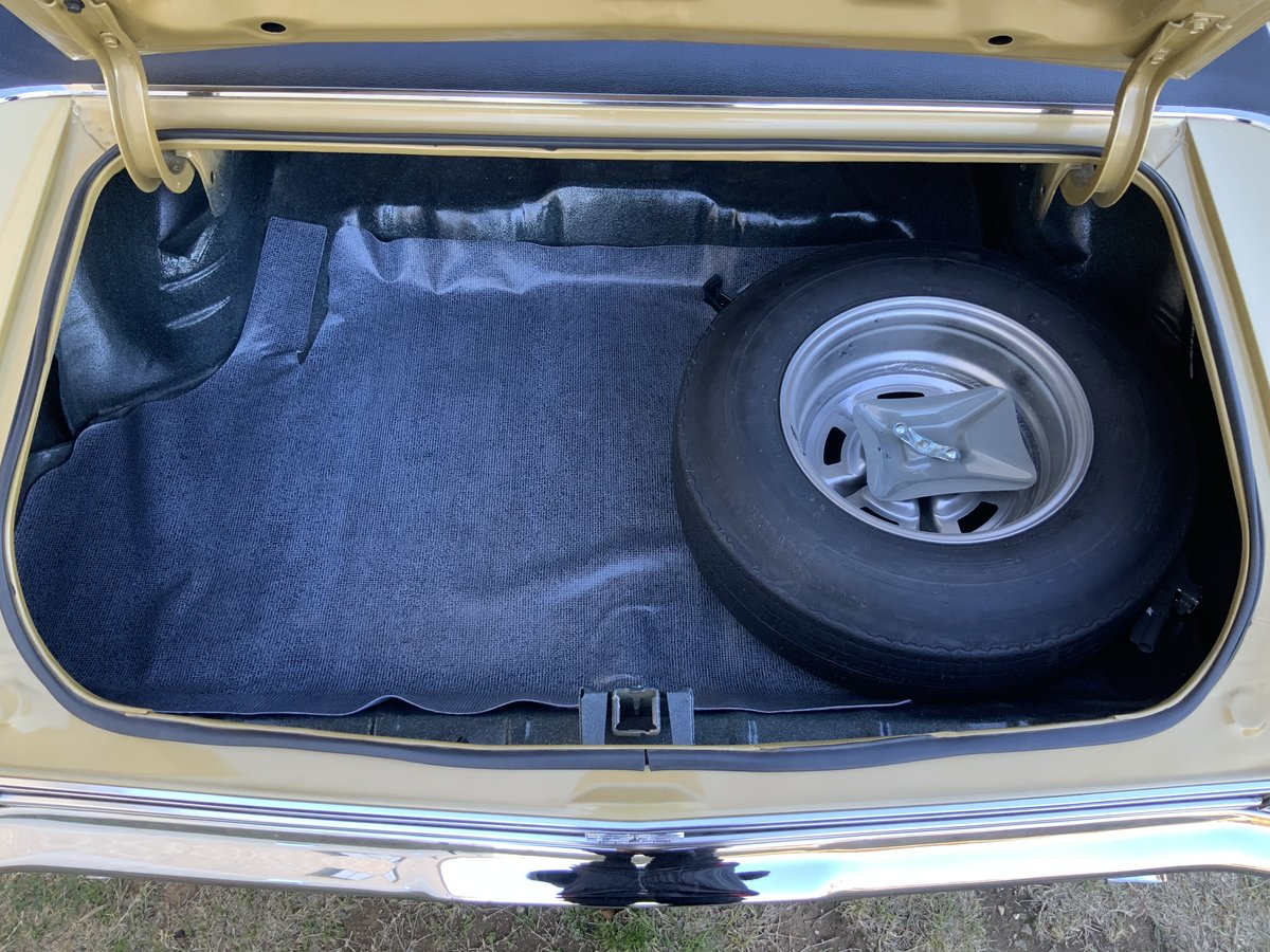 1969 CHEVROLET CHEVELLE SS 396 #'S MATCHING 396 350 HP, 4 SP For Sale (picture 4 of 6)