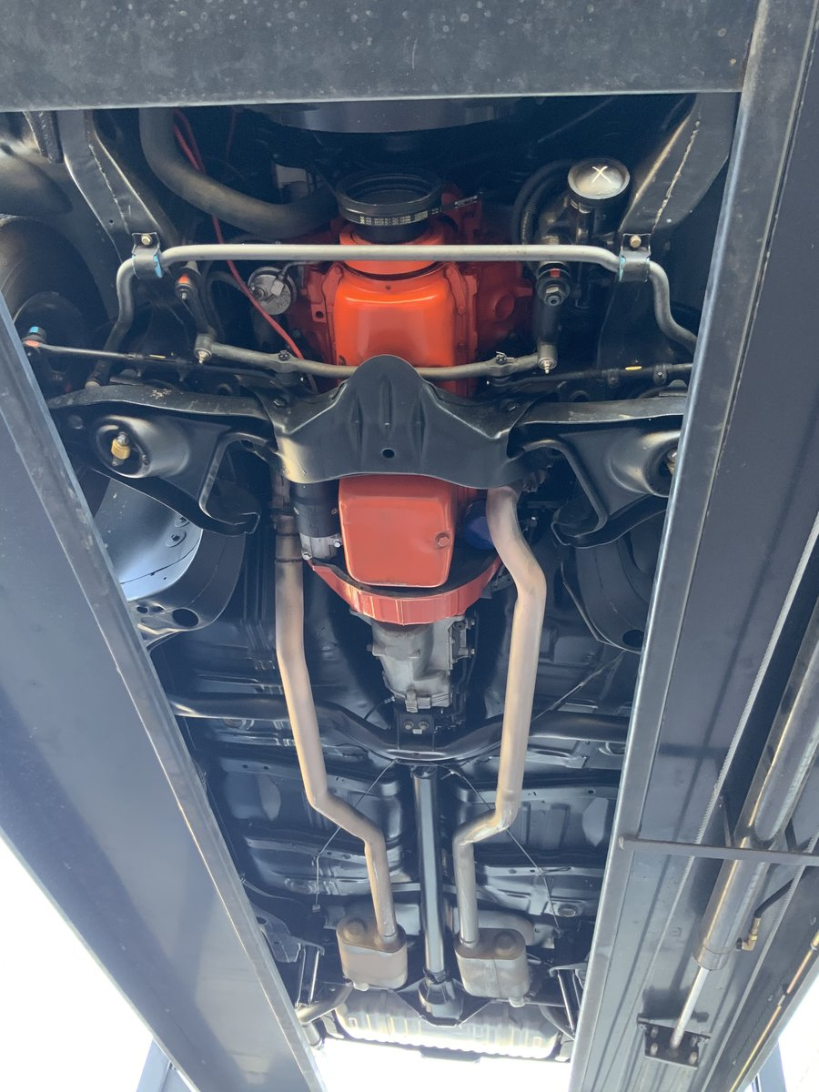 1969 CHEVROLET CHEVELLE SS 396 #'S MATCHING 396 350 HP, 4 SP For Sale (picture 5 of 6)